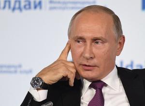 «Мы как мученики попадем в рай», - Путин в Сочи о ядерной войне