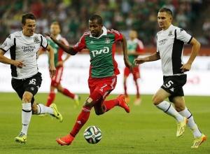 «Краснодар» проиграл «Локомотиву» со счетом 2:0