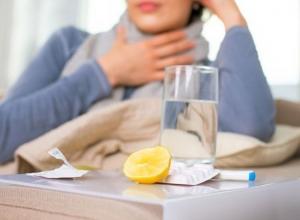 За первую неделю нового года к врачу с признаками гриппа и ОРВИ на Кубани обратились 4500 человек