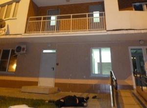 23-летний краснодарец ночью спрыгнул с 13 этажа
