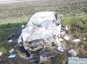 В аварии в Белореченском районе погибли три человека