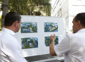 Мэр Краснодара рассказал, где построят новые спорткомплексы