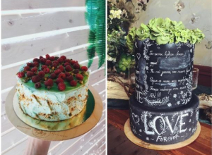 Кондитерская мода: какой торт купить домой, а какой на свадьбу