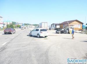 В Туапсинском районе в аварии пострадал подросток