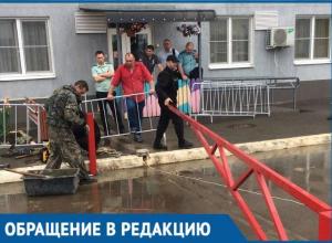 Война за придомовую территорию в Краснодаре с семьей экс-мэра Анапы продолжается