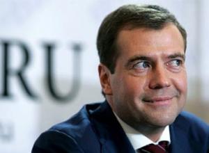 В ресторане Сочи отметил свое переназначение Дмитрий Медведев