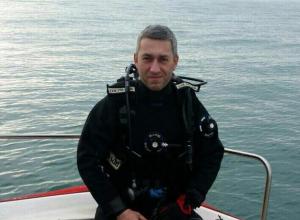 Спасатель из Сочи стал лучшим водолазом страны