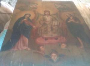 В Краснодаре выставили на продажу древнюю икону за 700 тысяч рублей