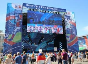 Матч России и Хорватии в фан-зоне Сочи будут смотреть около 30 тысяч человек