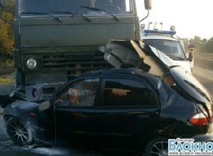 В ДТП в  Тимашевском районе погибли пять человек