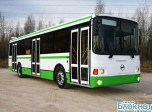 Краснодарский автобус №22 снова на ходу