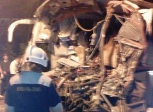 Пассажиры автобуса, попавшего в ДТП на Кубани, рассказали, что его ремонтировали в дороге