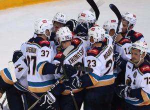 ХК «Сочи» нанес «Ак Барсу» первое поражение в сезоне КХЛ