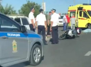 Мотоциклист разбился насмерть на Северных мостах