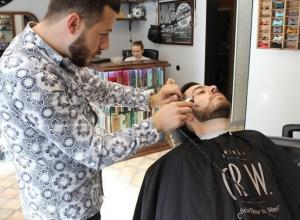 «Чёрный кот» стал участником проекта «Barber Battle»