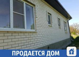 В Крымске продается дом с предчистовой отделкой
