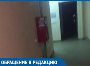 Краснодарцы не смогли найти пожарные гидранты в своем многоэтажном доме