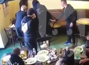 Опубликовано видео избиения футболистом «Краснодара» чиновника Минпромторга