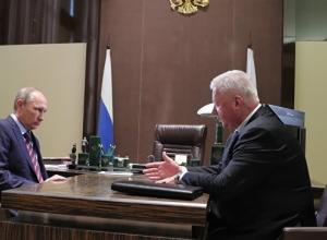 Путин после переговоров в Сочи рассмотрит вопрос о повышении МРОТ до прожиточного минимума