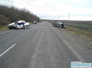 В ДТП в Белореченске погиб парень и пострадали женщина с ребенком