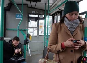 В Краснодаре запустят мобильное приложение «Общественный транспорт»