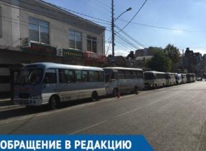 Водители забыли о новых остановках: жительница Краснодара больше часа ловила маршрутку