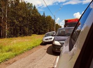 Эксперты рассказали, за что кубанских водителей в пробке штрафует ГИБДД