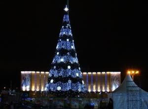Краснодарцев приглашают встретить Новый год на Театральной площади