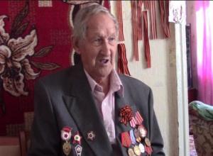 Ветерана ВОВ обокрал ранее судимый мужчина на Кубани