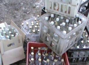 В Краснодарском крае предприниматель продавал «паленую» водку