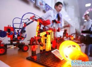 Юные кубанские изобретатели победили на выставке «Шаг в будущее»