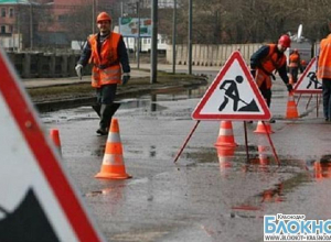 На федеральной трассе под Крымском временно перекроют движение