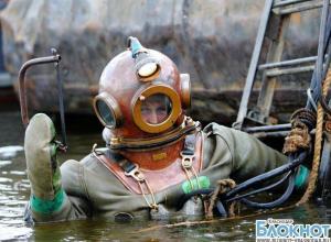 Новороссийский скульптор установит памятник водолазу на дне Черного моря