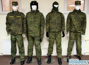 Кубанских военнослужащих оденут в форму нового образца