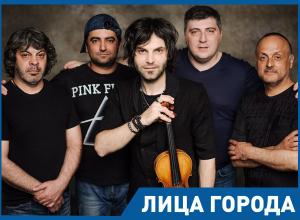 «С 13 лет скрипки я изготавливаю сам», - кубанский скрипач-виртуоз Самвел Айрапетян