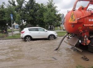 Штормовое предупреждение по осадкам и граду на Кубани продлили