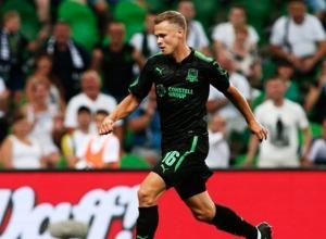 Первый свой гол в сезоне «Амкар» забил в ворота «Краснодара»