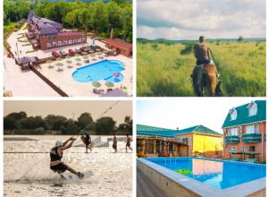Отдых в Краснодарском крае: куда краснодарцам поехать на уикенд