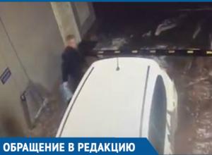 В Краснодаре «вор» на автомойке оставил семью с маленьким ребенком без денег