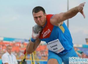Кубанский легкоатлет номинирован на звание «спортсмен мая»