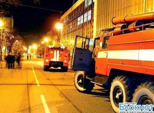 В Красноармейском районе при пожаре погибла женщина
