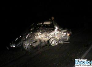 В Краснодарском крае  из-за маневра пьяного водителя погиб человек