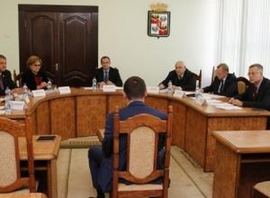 После предварительного конкурса остались два кандидата на должность мэра Краснодара