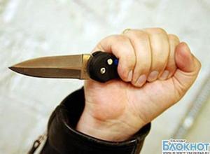 В Краснодаре неизвестный зарезал мужчину и пытался его сжечь