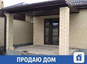 Просторный дом продается в Краснодарском крае