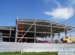 В Тбилисском районе появится новый спорткомплекс
