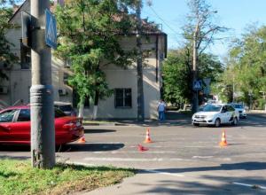 Пенсионерка и ребенок пострадали в ДТП в Новороссийске
