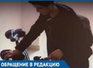 Лицо невозмутимого велосипедного вора в Краснодаре попало на видео