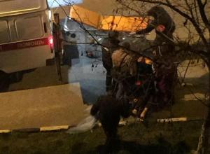 «Летная погода»: в Новороссийске сильный ветер снес с балкона местного жителя
