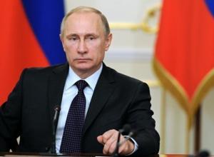Путин в Сочи заявил, что создаст благоприятный климат для иностранного бизнеса